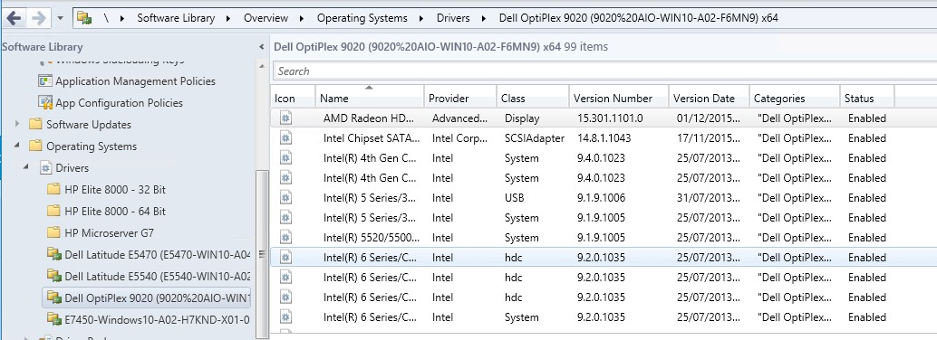 SCCM Dell Client Bios & Driver Autodownload PowerShell Script