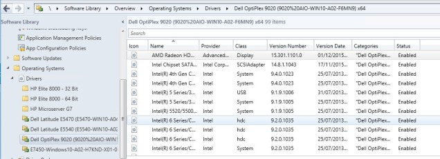 SCCM Dell Client Bios & Driver Autodownload PowerShell Script – IT